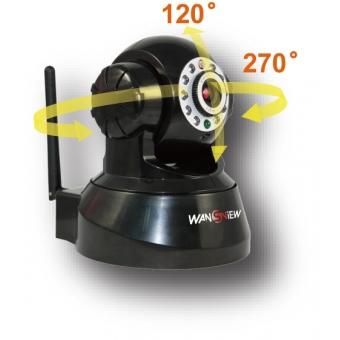Wansview NCB541W (黑) Webcam (網絡攝影機)