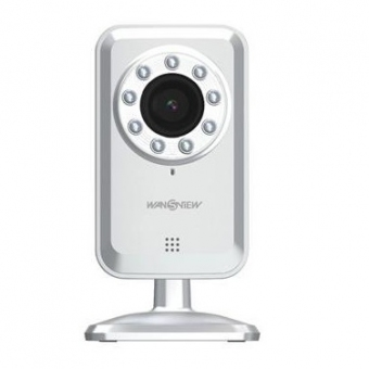 Wansview NCS601W (白) Cloud IP Camera (網絡攝影機)