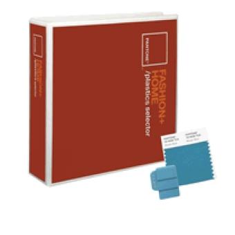 PANTONE® 服裝+家居塑膠選色手冊 2009-008