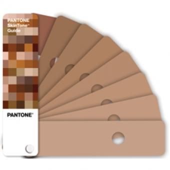 PANTONE® 彩通膚色™指南 STG201
