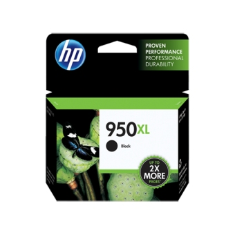 HP CN045AA (950XL) (原裝) (2300pages) Ink Black