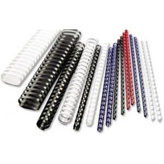 6mm 釘裝膠條 (20's) - 多種顏色選擇