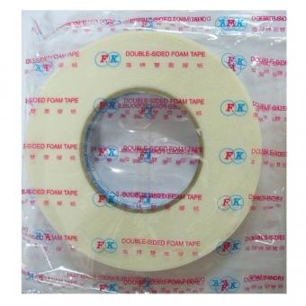 FK 1/2吋 雙面海棉膠紙