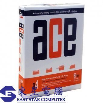 A4 80g ACE 影印紙