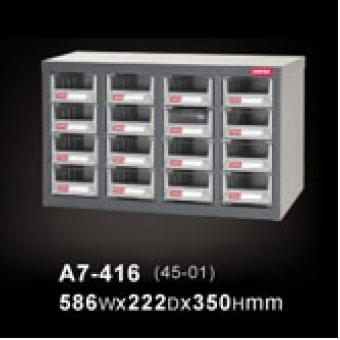 SHUTER 樹德 A7-416 零件櫃