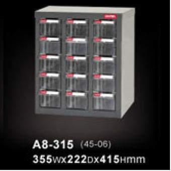 SHUTER 樹德 A8-315 零件櫃