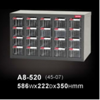 SHUTER 樹德 A8-520 零件櫃