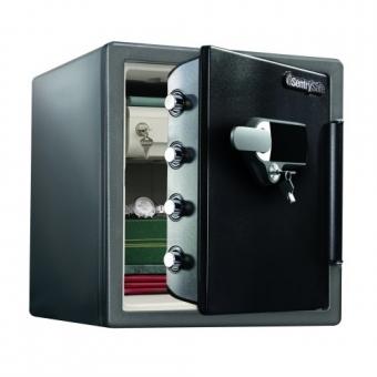 SentrySafe 防火防水LED觸控電子鎖保險箱 SFW123UDC