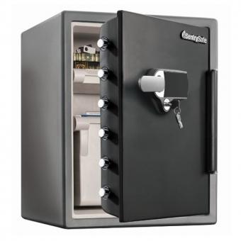 SentrySafe 防火防水LED觸控電子鎖保險箱 SFW205UPC