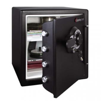 SentrySafe 高性能防火防水防盜密碼鎖夾萬 SFW123DTB