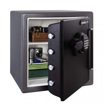 SentrySafe 高性能防火防水防盜密碼鎖夾萬 SFW123FSC