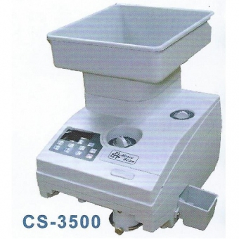 MoneyScan CS-3500 數硬幣機