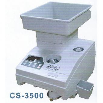 MoneyScan CS-3500 數硬幣機