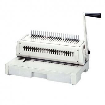 HIC HPB-240 (F4) 手動膠圈釘裝機