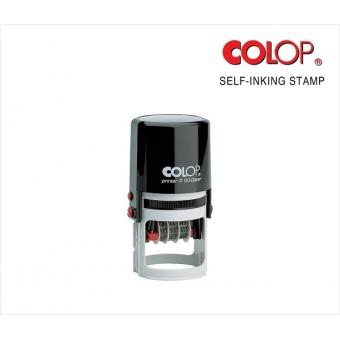 訂造自動迴墨原子印 (50mm Dia) - CD50