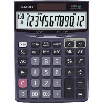 Casio DJ-120D 計數機