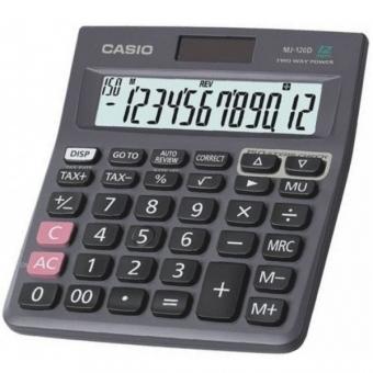 Casio MJ-120D 計數機