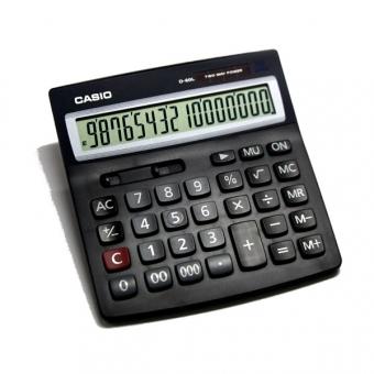 Casio D-60L 計數機