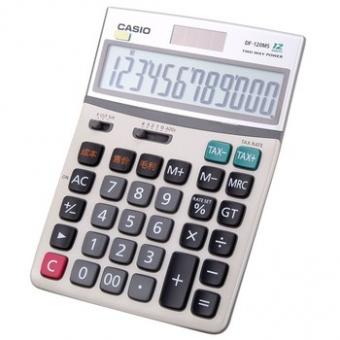 Casio DF-120MS 計數機