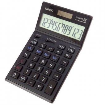Casio JS-120TVS 計數機