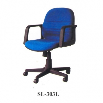 Cara SL-303L 經理/高級行政座椅(低背)