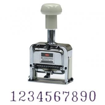 Max N-1203 跳字號碼機 (12位數)