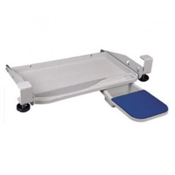 Hollies SL-450  Desk Ready Keyboard Tray 夾桌式鍵盤櫃連活動