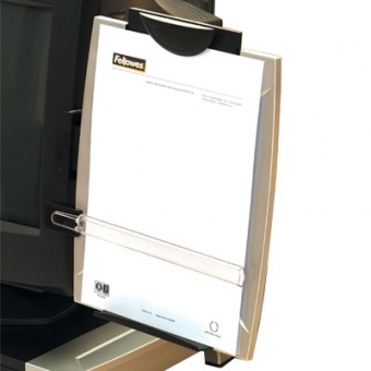 Fellowes Monitor Mount Copyholder 螢光幕文件架 - FW 8033