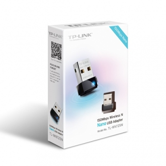 TP-Link TL-WN725N (150M) Nano Wireless N Nano USB
