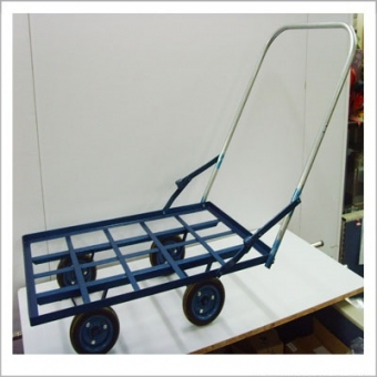 (大)鐵手推車 L900 X W620mm (承重量:200kg) - S8914B