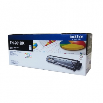 Brother TN-261BK (原裝) (2.5K) Toner Black