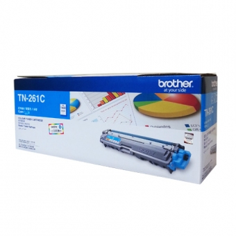 Brother TN-261C (原裝) (1.4K) Toner Cyan