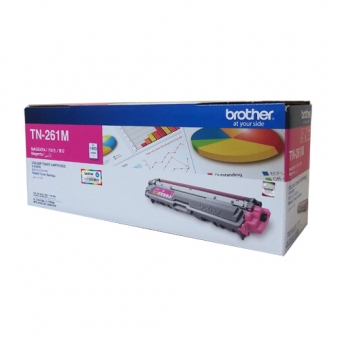 Brother TN-261M (原裝) (1.4K) Toner Magenta