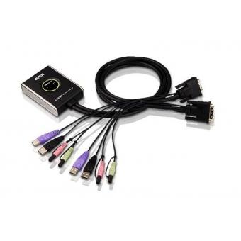 Aten CS682 KVM Switch (2組USB) 多電腦切換器 - 輸出 DVI