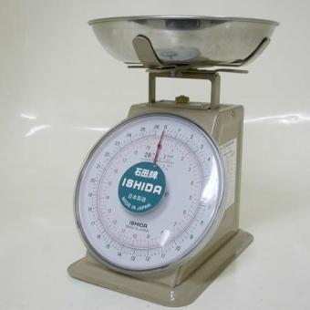 日本 石田牌 ISHIDA 枱磅 - 9A 活動圓盤
