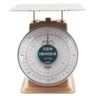 日本 石田牌 ISHIDA 枱磅 - 9B 固定方盤