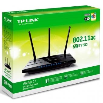 TP-Link TL-ARCHER C7 (AC1750) (1300M+450M) 802.11a