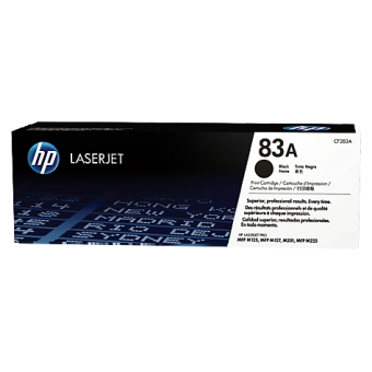 HP CF283A (83A) 原裝碳粉 1.5K