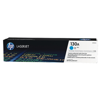 HP CF351A (130A) (原裝) (1K) Laser Toner Cyan