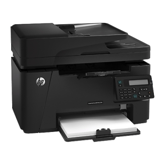 HP LaserJet Pro MFP M127fn (4合1) 鐳射打印機 (CZ181A)