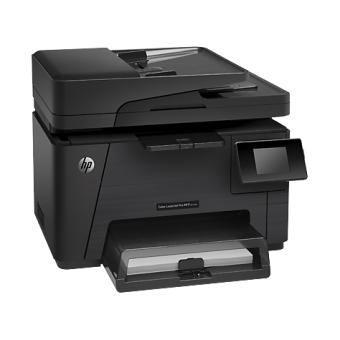 HP LaserJet Pro MFP M177fw 彩色鐳射打印機