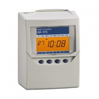 Seiko QR-395 電子咭鐘機