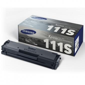 Samsung MLT-D111S (原裝) (1K) Laser Toner - Black SL