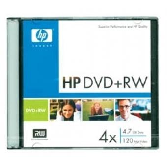 HP DVD+RW (4x) 4.7GB 1張裝