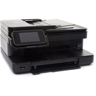 HP Photosmart 7510 (3合1) (雙面打印) (Wifi) 噴墨打印機 (Prin