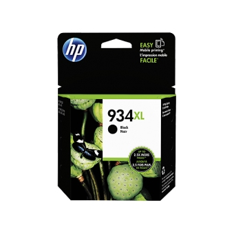 HP C2P23AA (934XL) (原裝) (1000pages) Ink - Black Of