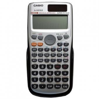 Casio FX-50FH(II) 涵數機
