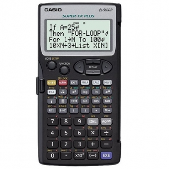 Casio FX-5800P 工程型計算機