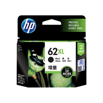 HP C2P05AA (62XL) (原裝) (600pages) Ink Black
