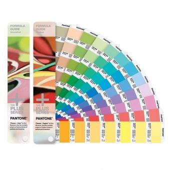 PANTONE® 配方指南-光面銅版紙&膠版紙 GP1601